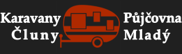 Karavany Mladý logo